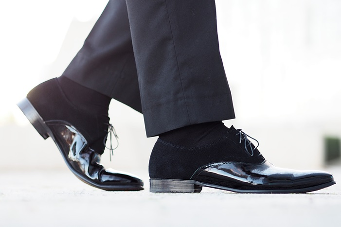 Funeral Footwear For Men