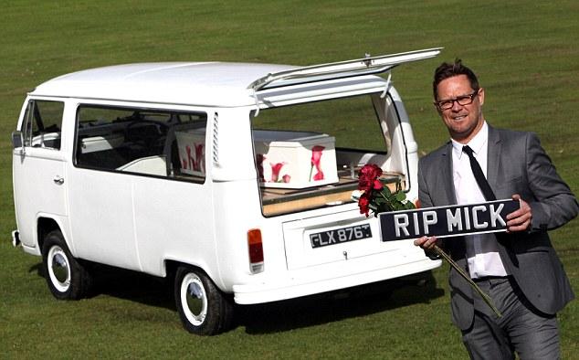 Volkswagen funeral services