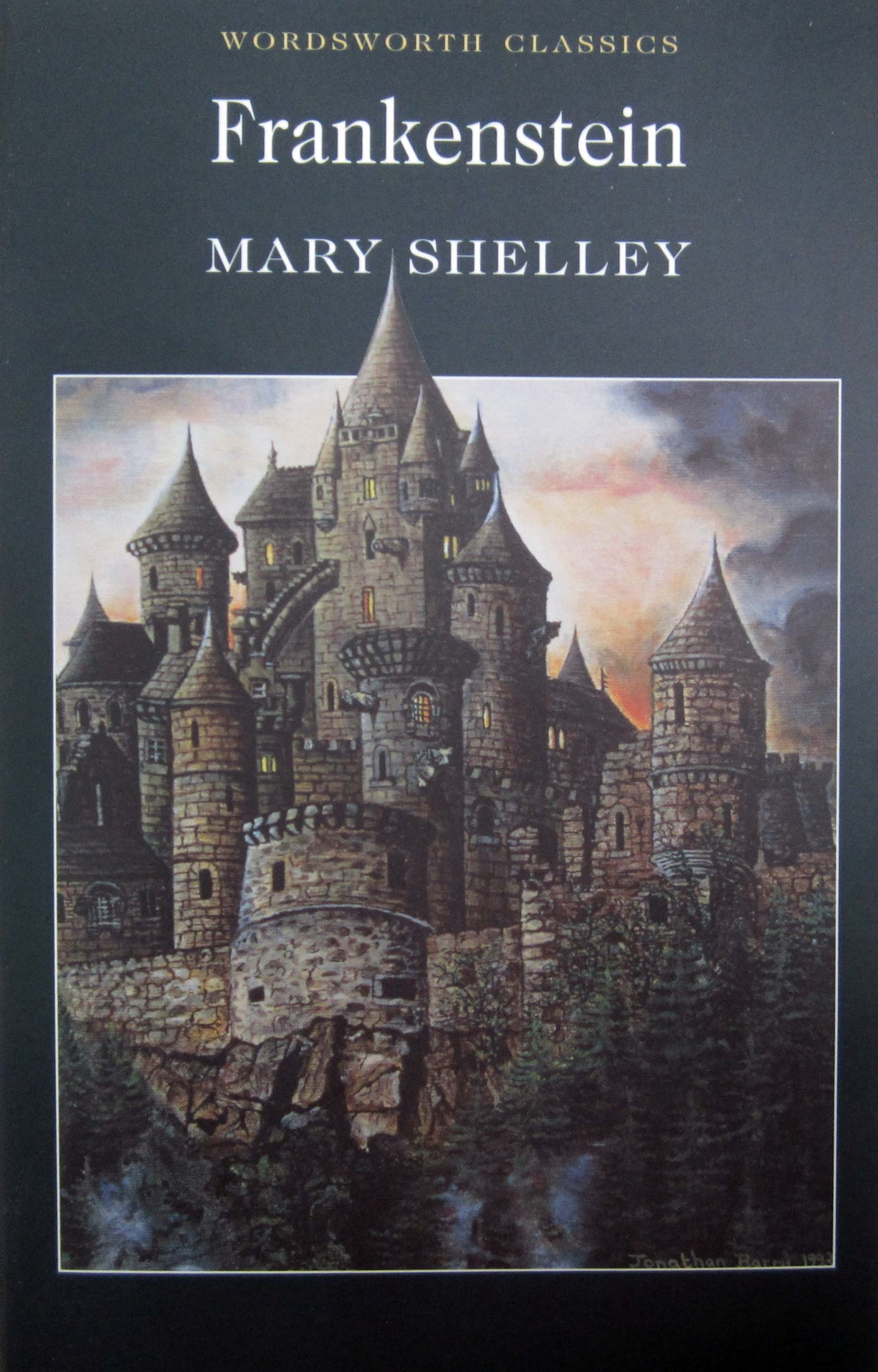 a description of the psychological origins of mary shelleys frankenstein